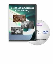 Classic Classroom School Good Behavior Shyness Bullying Manners Films DVD A5
