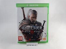 THE WITCHER III WILD HUNT 3 MICROSOFT XBOX ONE PAL ITALIANO COME NUOVO COMPLETO