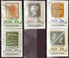 Postage South African Stamps (1961-Now)