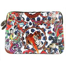 Crazy Circus Laptop/Macbook Case. By Amersham Designs