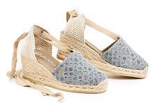 Escala Espadrille Wedges 2.5 inch heel.  Made in Spain!