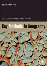 Key Methods in Geography (2010, Paperback)