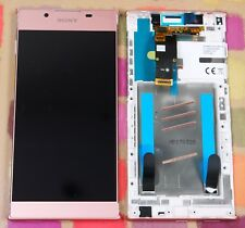GENUINE PINK ROSE SONY XPERIA L1 G3311 G3312 HD IPS LCD SCREEN DISPLAY FRAME