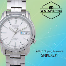 Seiko 5 (Japan Made) Automatic Watch SNKL75J1