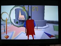 Superman 64 Nintendo 64 N64 Video Game Tested In Working Condition Authentic