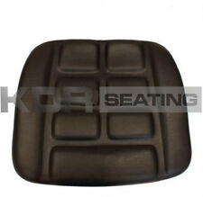 GRAMMER GS12 REPLACEMENT SEAT CUSHION PVC DUMPER ROLLER DIGGER FORKLIFT BOBCAT