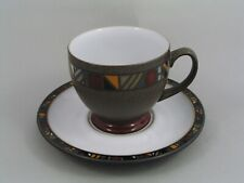 DENBY MARRAKESH CUP AND SAUCER