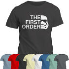 T Shirt | The First Order Tee Top | The Force Awakens | Gift | Jedi | Star Wars