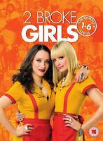 2 Broke Girls Stagione 1 A 6 DVD Nuovo DVD (1000693236)