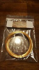 60ft ELF Custom Cables 24k Gold plated 99.9999 % pure OCC copper wire 26awg.Bid!