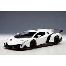 Autoart Lamborghini Veneno White 1/18
