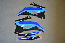 ONE IND.  DELTA  GRAPHICS YAMAHA YZ250F YZ450F YZF250 YZF450 YZF  06 07 08 09