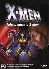 X-Men-Wolverine's Story DVD  (Region 4)