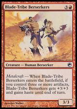 MTG 4x BLADE-TRIBE BERSERKERS BERSERKER TRIBÙ LAMA