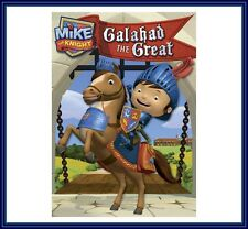 MIKE THE KNIGHT - GALAHAD THE GREAT  **BRAND NEW DVD **