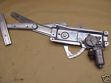 SAAB 9-3 FRONT LEFT WINDOW MOTOR REGULATOR.(1998-2002).