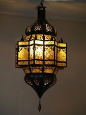 Authentic Handmade Moroccan Lantern - Various Colours Available