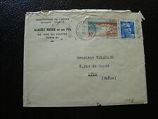 FRANCE - enveloppe 1954  (cy13) french