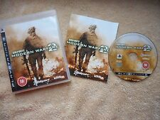 Call of Duty Modern Warfare 2 PS3 MW2 Playstation Game