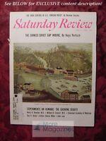 Saturday Review July 2 1966 HUGO PORTISCH JAMES F FIXX JOHN F. WHARTON