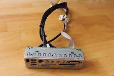 Medion Flash XL VER. 1.0 MS 6982 Frontpanel - USB, 6in1 CardReader, FireWire ...