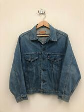 Vintage Levi's Trucker Denim Jacket - Size M - 70507-0214 - Made in USA