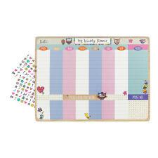 Impegnato a Casa Desktop Planner Pad-Diario settimanale piano pasto elenco da fare - 52 pagine