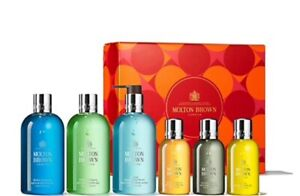 MOLTON BROWN 6 PIECE LUXURY COLLECTION BNIB WITH GIFT BOX MOTHERS DAY - BIRTHDAY
