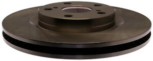 Disc Brake Rotor-Non-Coated Front ACDelco 18A2448A