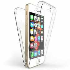 iPhone SE / 5 / 5s 360º PC & TPU Full Case With Protective Screen Cover No Dots