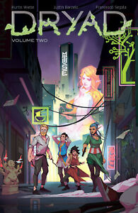 Dryad TPB By Kurtis Wiebe Volume 2 Softcover Graphic Novel