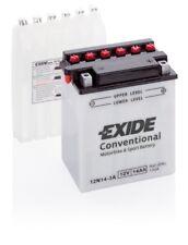Batterie moto Exide 12N14-3A 12V 14AH 130A 135X90X165MM ACIDE OFFERT