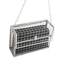 metal bags women handbags evening bag clutch shoulder crossbody bags hollow cage