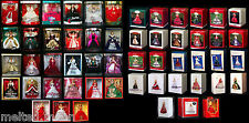 Holiday Barbie Doll ~ LOT 54 ~ 1988 - 2014 Hallmark Ornament 1990 1992 2009 2013