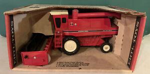 Ertl Toys International Harvester IH Axial Flow Combine #413 1/32 Diecast NIB