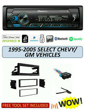 Pioneer MVH-S320BT Stereo Kit for Select 1995-2005 GMC CHEVROLET Vehicles