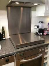 kitchen hob cover splash back worktop space saver (590)