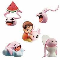 Digimon 20th Anniversary Kolomon /& Tokomon PVC Figure Set MEGAHOUSE