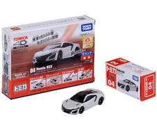 Brand New Unused Takara Tomy Tomica 4D 04 Honda NSX White Sound Vibrate Car