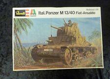 REVELL ITALAEREI ital. Panzer Tank 1/35 Scale Model Kit
