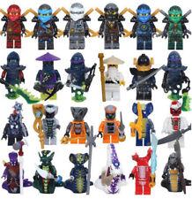 Satz von 32 Stk Ninjago Mini Figur Kai Jay Sensei Wu Master Bausteine Spielzeug