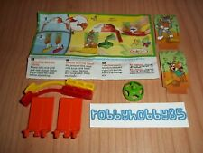 TR307 C Cricket Mit Bpz Ferrero Indien 2013/2014 Kinder Joy Tom & Jerry