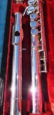 HAMMIG PHILIPP 666 -SSE- Vollsilber silver Querflöte Flöte flute flauta flauto