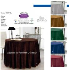 Falda de mesa camilla o Enaguas de terciopelo de invierno económicas de calidad