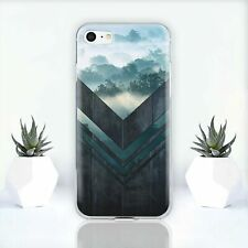 Chevron iPhone 11 XS Case Nature iPhone X XR Cover Wooden iPhone 6 7 8 Plus Skin