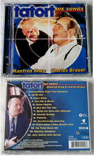 TATORT DIE SONGS Manfred Krug, Charles Brauer .. 2000 NDR-CD TOP