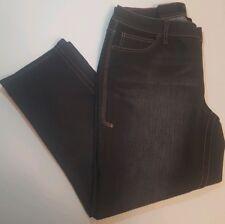 Womens Plus Jeans Rocawear (size 16)  Dark Wash Mid Rise Straight Leg Denim Pant