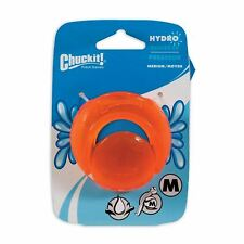 Chuckit HydroSqueeze 6.5cm Water Releasing Ball Toy Keeps Dog Cool Fits Launcher