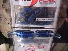 LAKE FORK 8 in environ 20.32 cm Ver 10 comte pack ail parfumée Bleu Fleck Rouge
