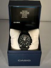 Casio EFR545SBP-1WC Edifice Solar Power with date Men's Watch   80